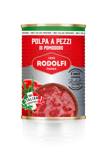 Rodolfi Chopped Tomatoes 400g