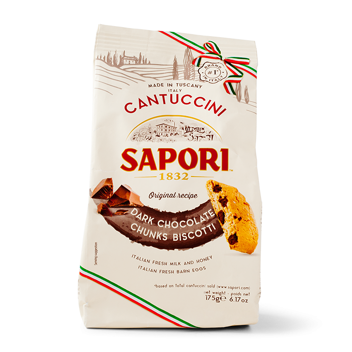 Sapori Chocolate Cantuccini 175g
