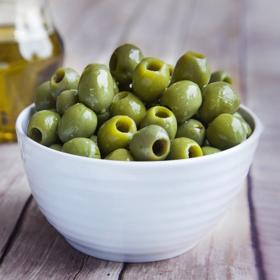 Pitted Castelvetrano Olives 1kg