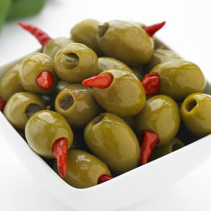 spicy cocktailoliva - buy spicy piri piri & jalapeno stuffed olives