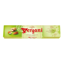 Load image into Gallery viewer, Vergani Torrone Almond & Hazelnut (Soft Nougat) 200g