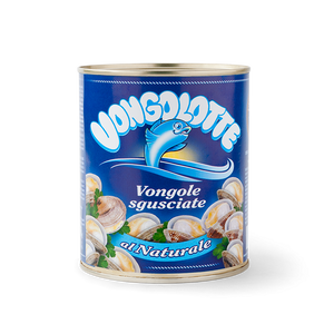 Vongole Sgusciate (Clams without Shell) 700g