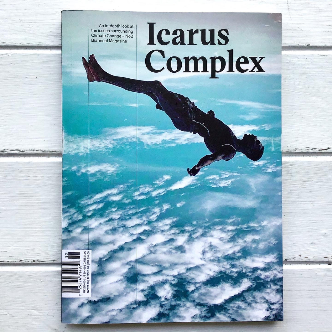 Icarus Complex - Issue 2