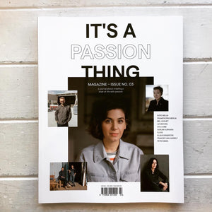 It's A Passion Thing - Issue 3