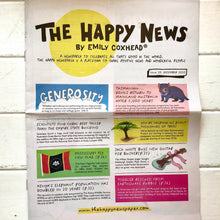 Load image into Gallery viewer, The Happy Newspaper - December 2020