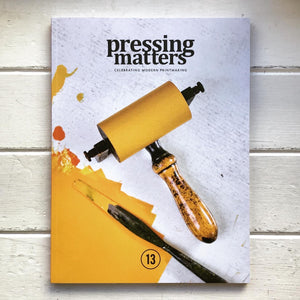 Pressing Matters - Issue 13