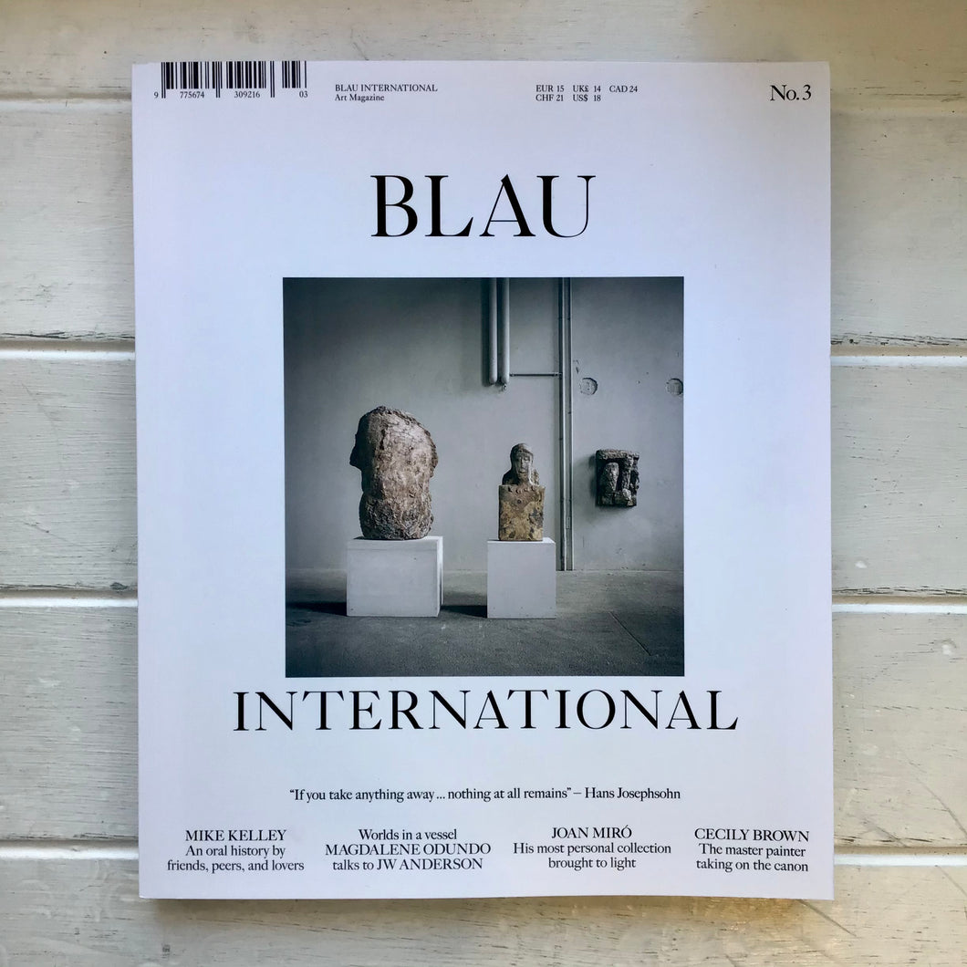Blau International - Issue 3