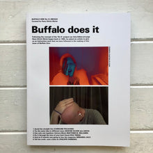 Load image into Gallery viewer, Buffalo Zine - Issue 12