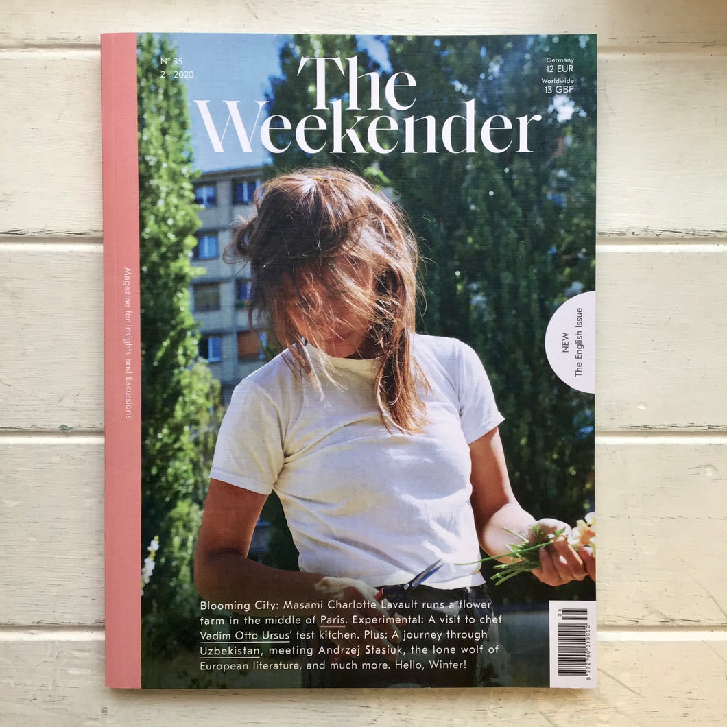 The Weekender - Issue 35