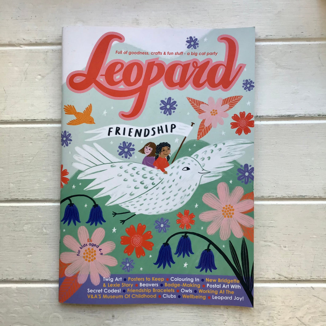 Leopard - Issue 3