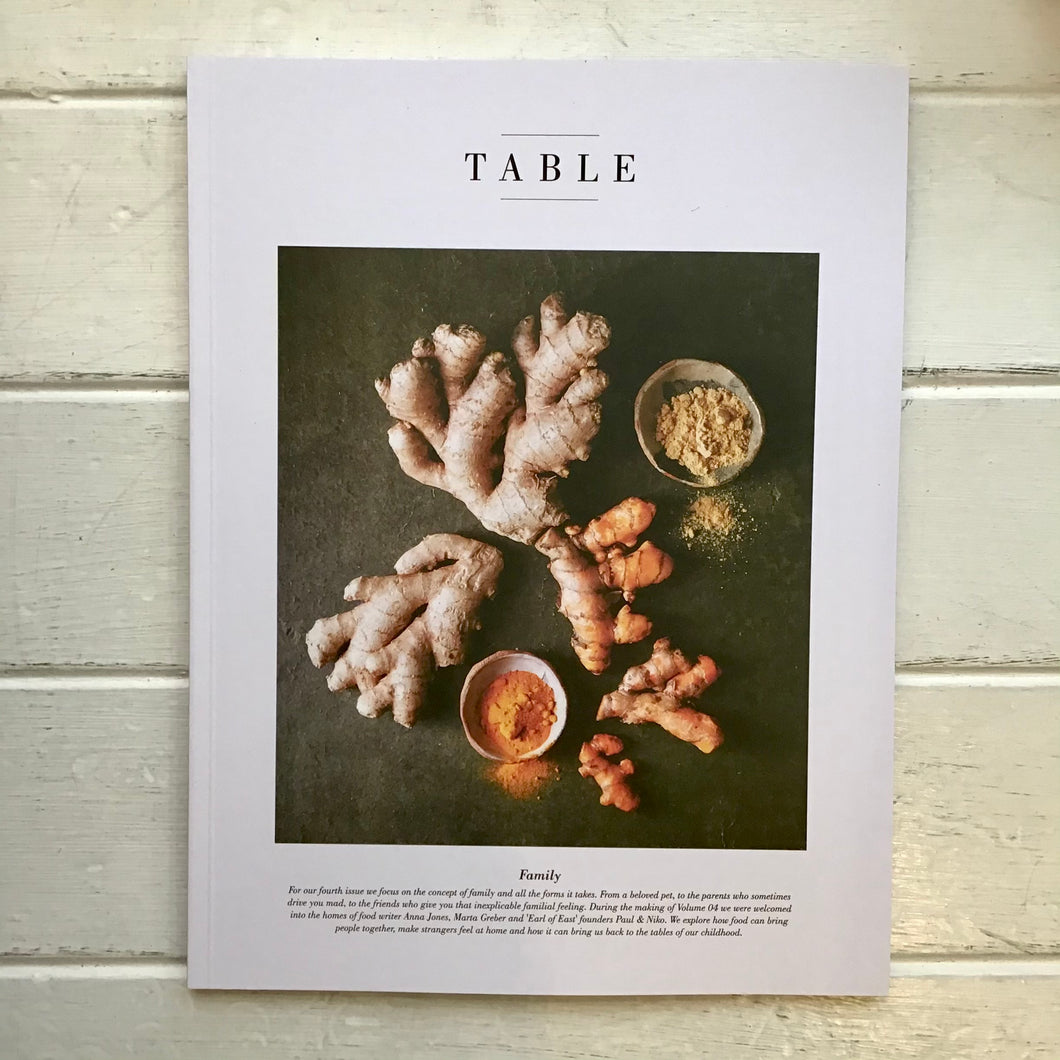 Table - Issue 4