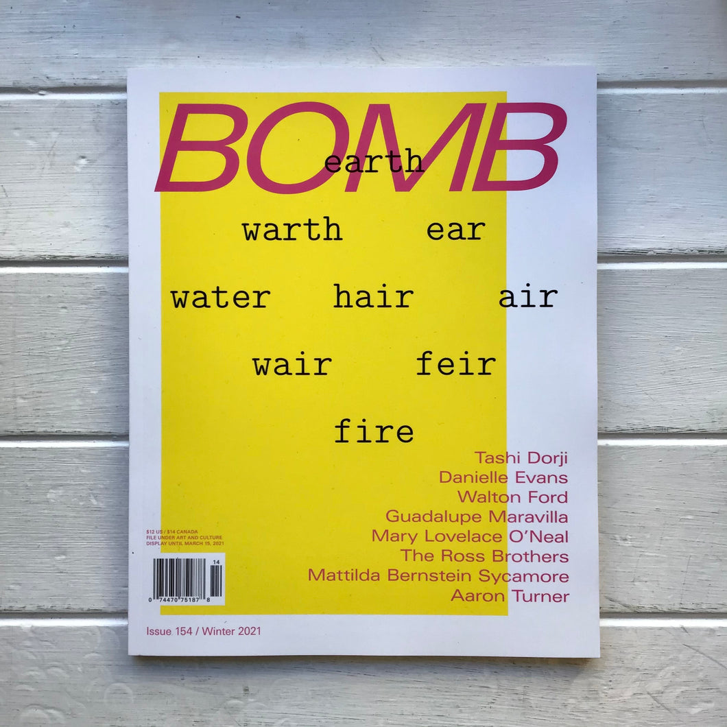 Bomb - Issue 154