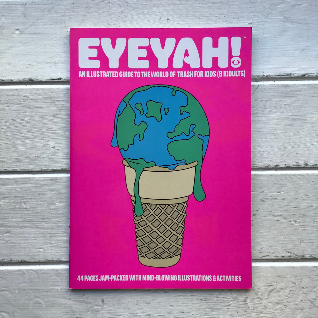 Eyeyah! - Issue 4