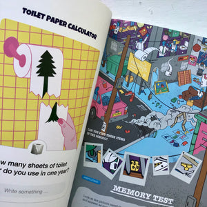 "Eyeyah! - Issue 4 ""Trash"""