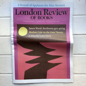 London Review of Books - 43/01