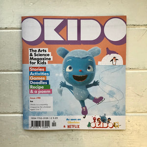 Okido - Issue 90 'Ice'