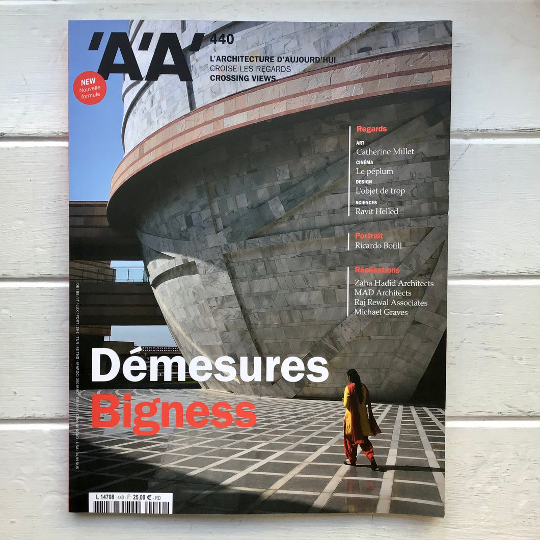 AA / L'Architecture d'aujourd'huis - Issue 440