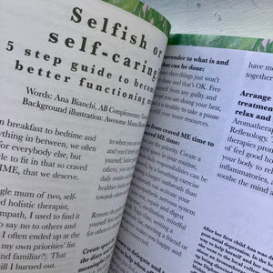 Positive Wellbeing - A Zine For Mums (Issue 11)