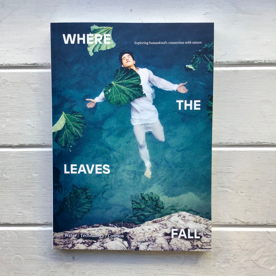 Where The Leaves Fall - Issue 5