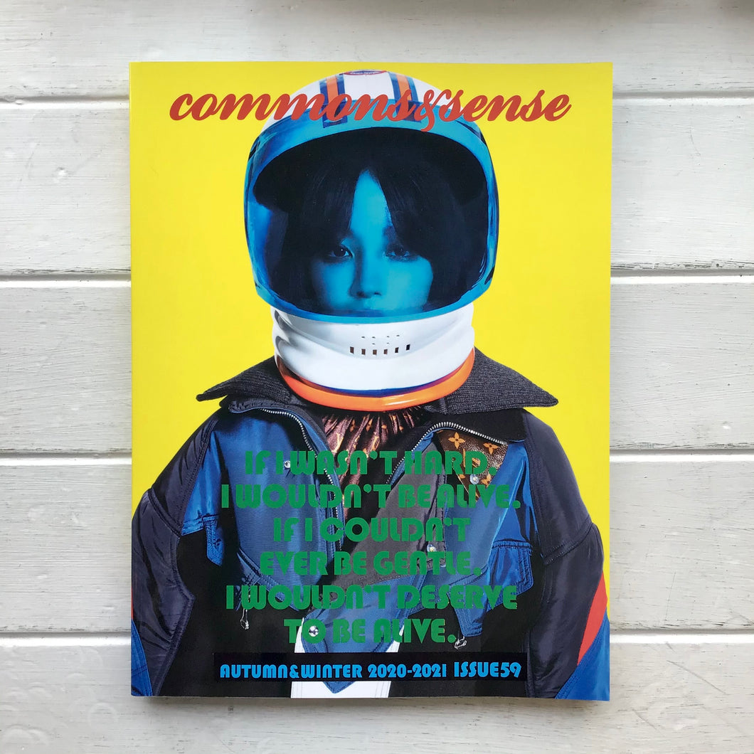 Commons and Sense - Issue 59 AW/21
