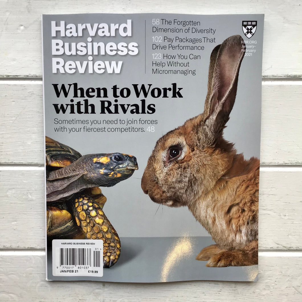 Harvard Business Review - Issue 99