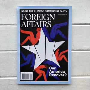 Foreign Affairs - Jan/Feb 2021