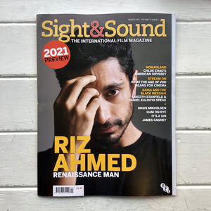 Sight and Sound - Vol 31/02