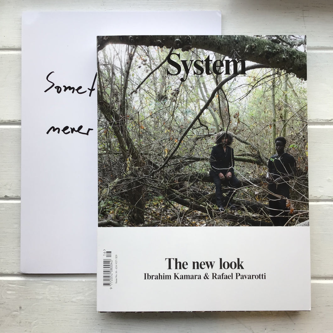 System - Issue 16