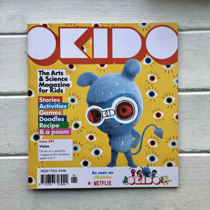 Okido - Issue 91