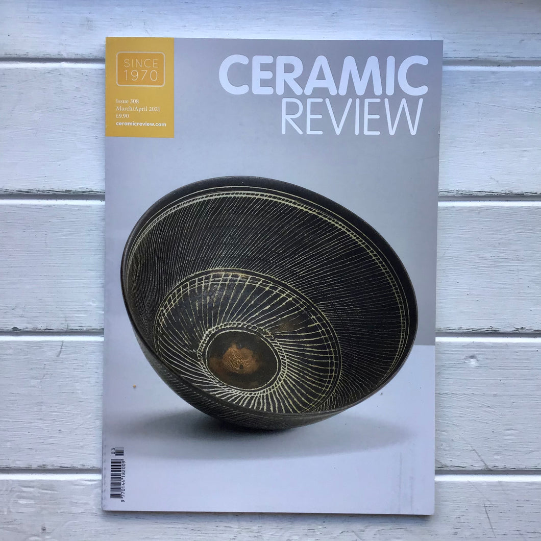 Ceramic Review - Issue 308