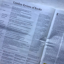 Load image into Gallery viewer, London Review of Books - 43/04
