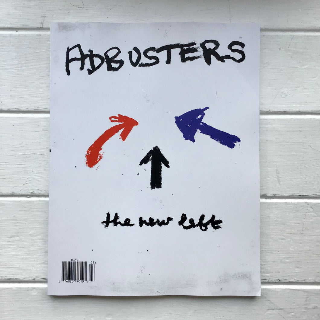 Adbusters - Issue 153