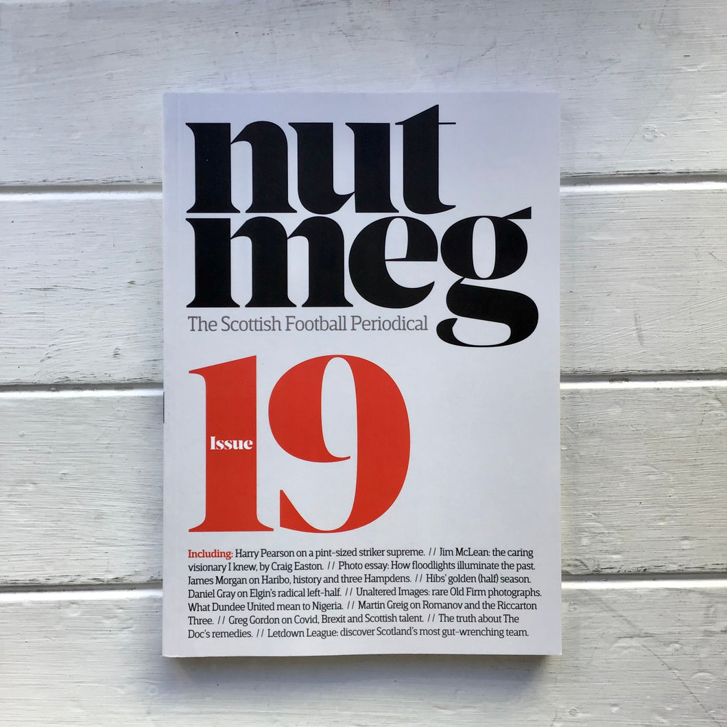 Nutmeg - Issue 19