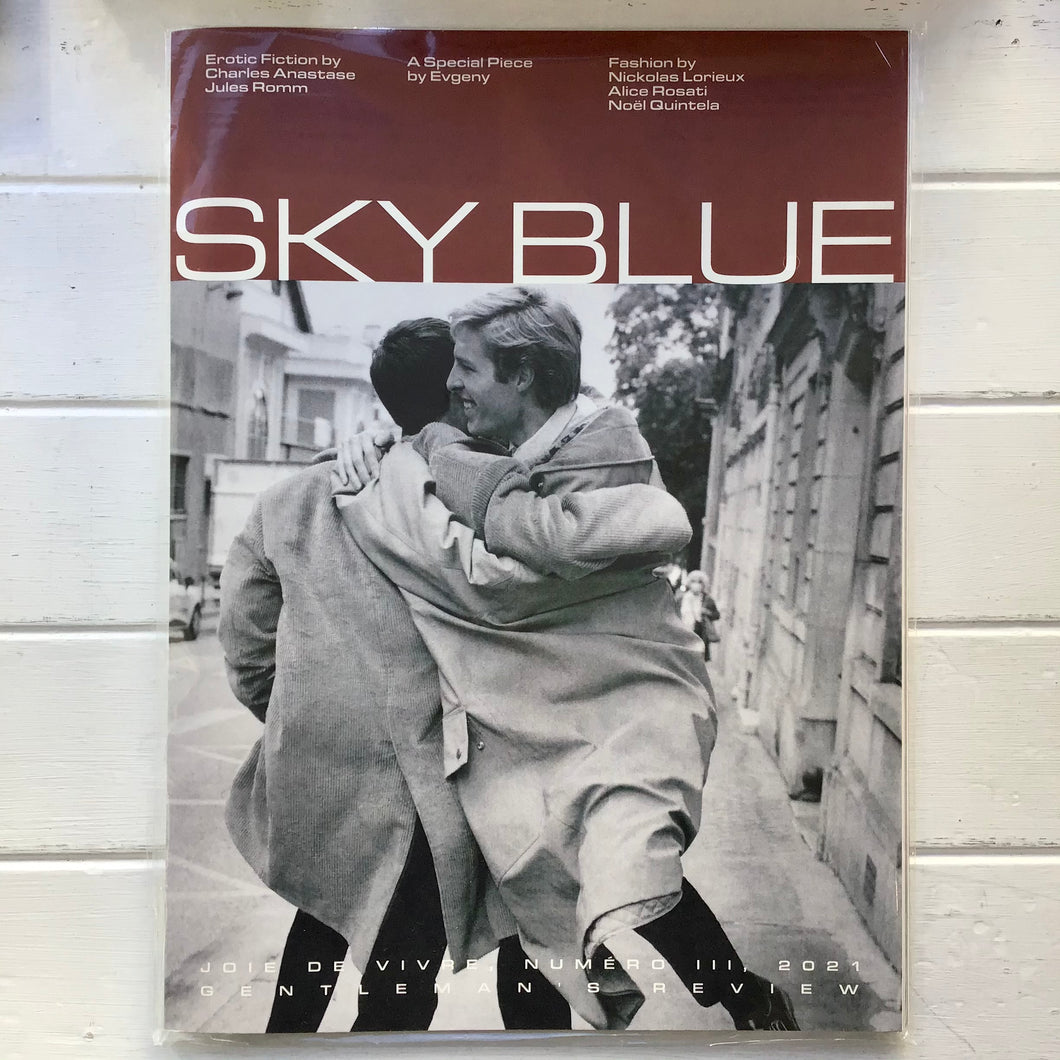 Sky Blue - Issue 3