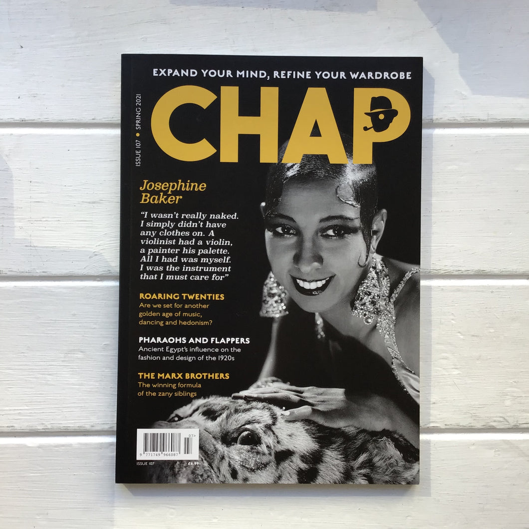 The Chap - Issue 107