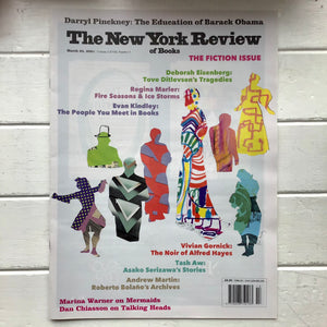 New York Review of Books - 25th March 2021