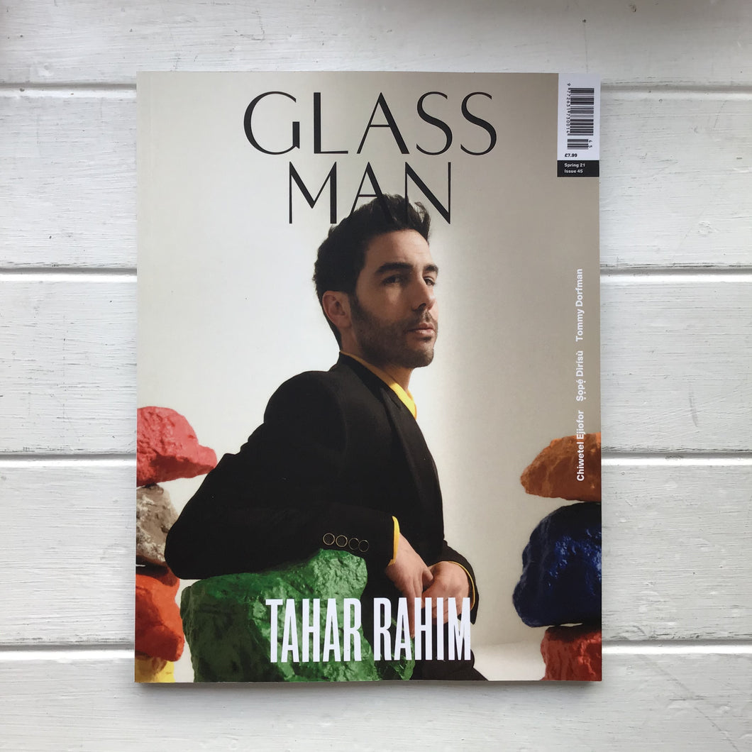 Glass Man - Issue 45