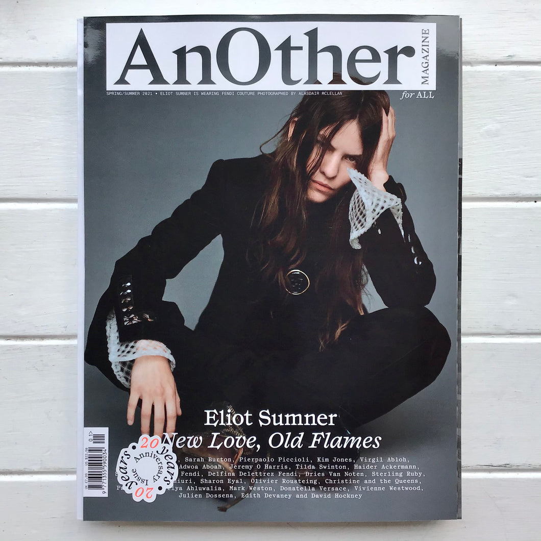 AnOther Magazine 40 Spring/Summer 2021