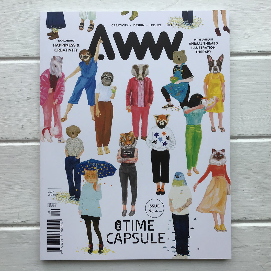 AWW - Issue 4