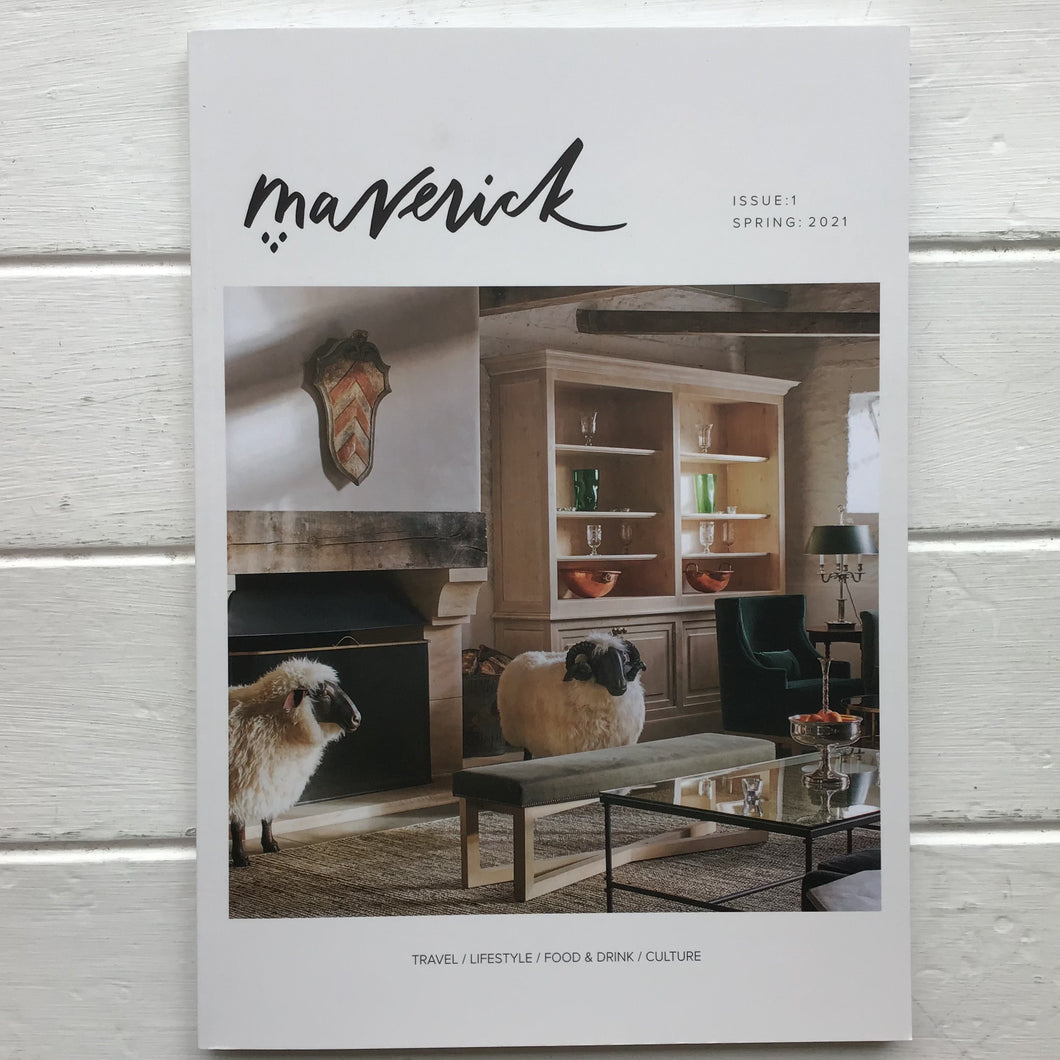 Maverick - Issue 1