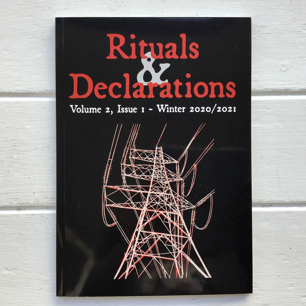 Rituals and Declarations - Volume 2, Issue 1