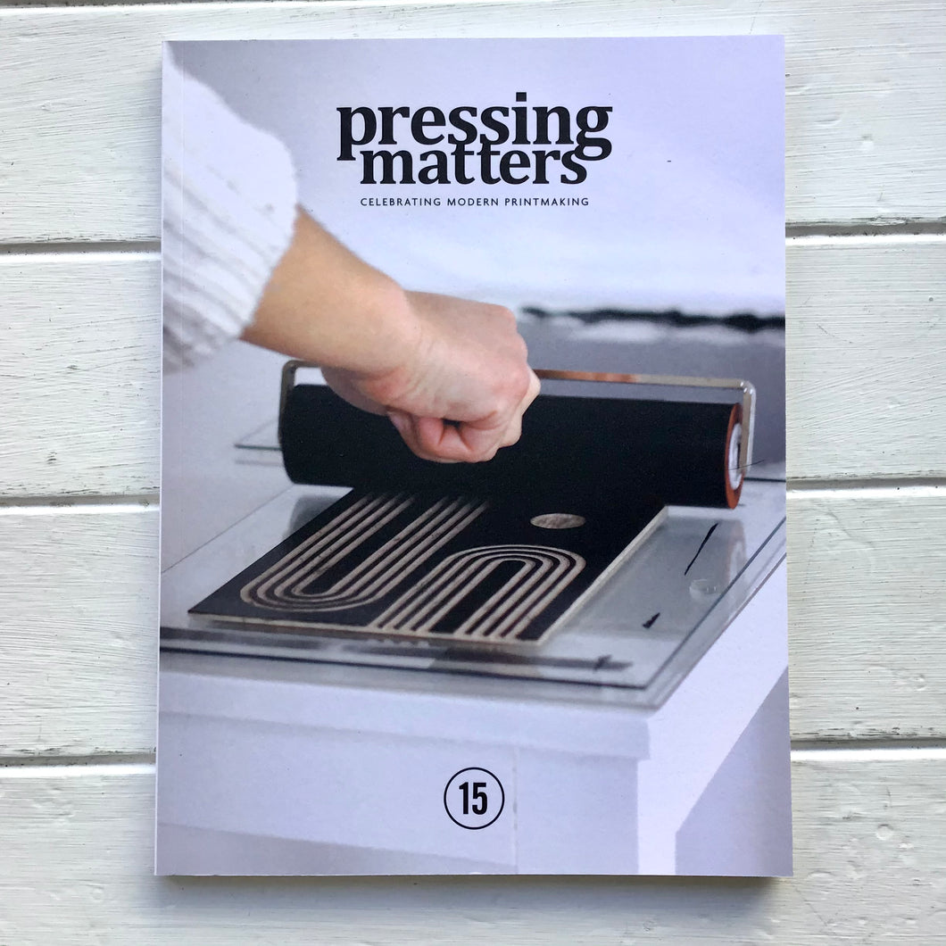 Pressing Matters - Issue 15