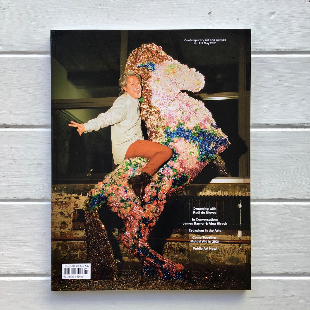 Frieze - Issue 219