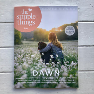 The Simple Things - May 2021