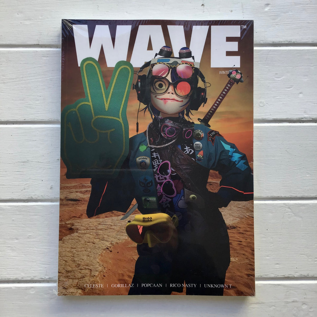 Wave - Issue 5