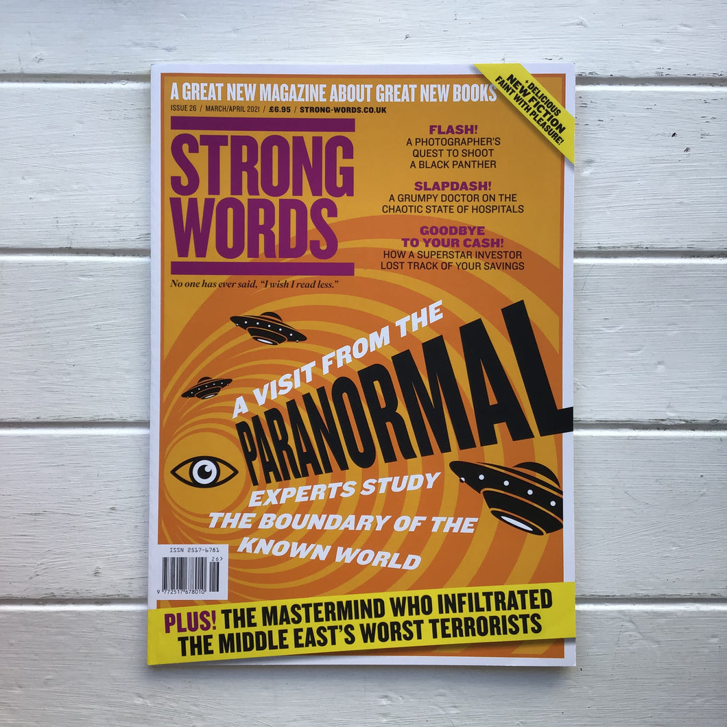 Strong Words - Issue 26
