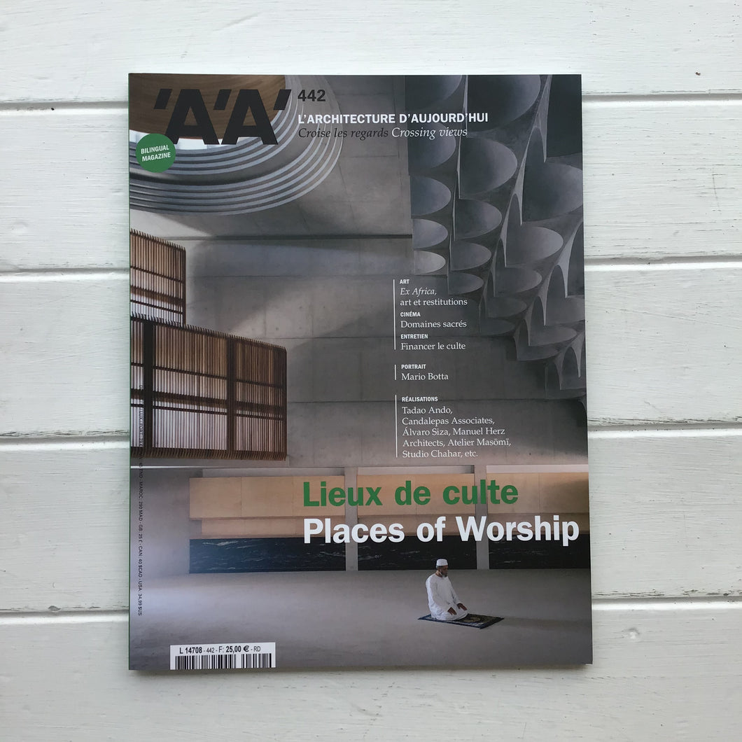 AA / L'Architecture d'aujourd'huis - Issue 442