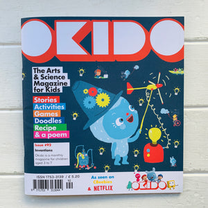 Okido - Issue 92