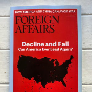 Foreign Affairs - Mar/Apr 2021