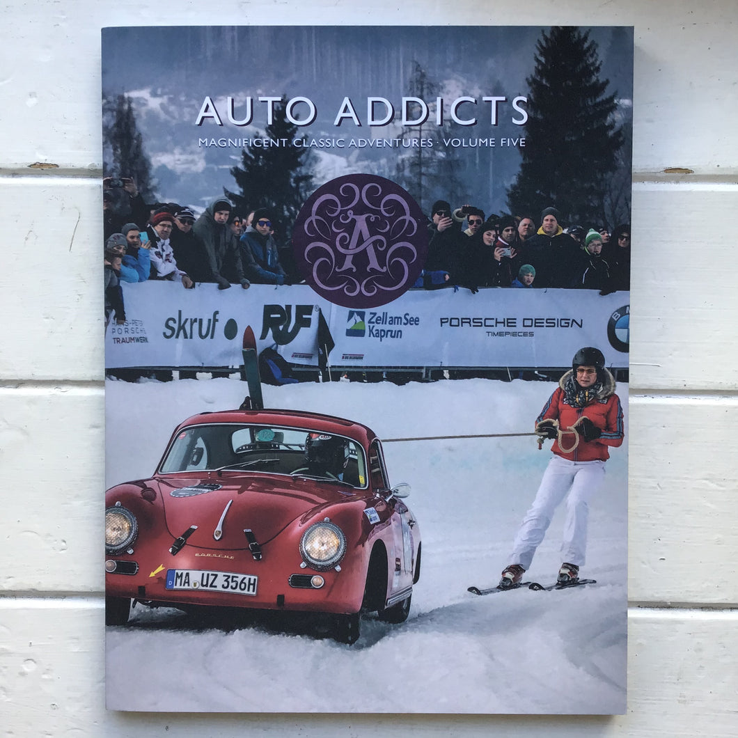 Auto Addicts - Volume 5